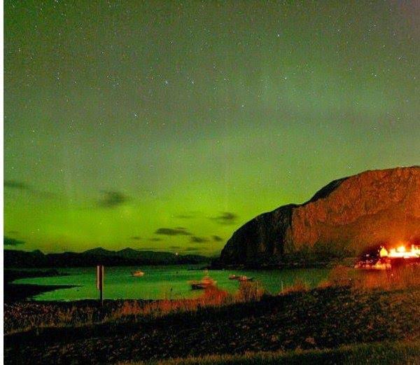 Northern Scotland Northern lights Story in Hindi