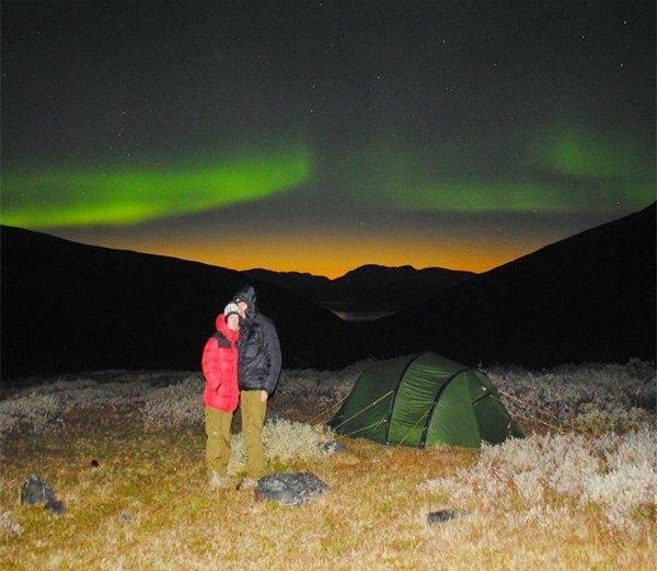 Abisko, SwedenNorthern lights Story in Hindi
