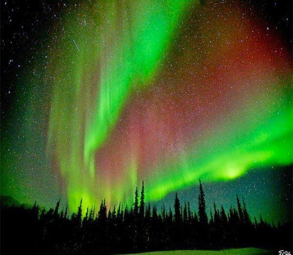 Fairbanks, Alaska Northern lights Story in Hindi