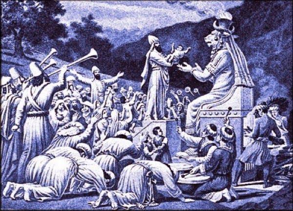 Ancient Methods of Human Sacrifice (Narbali) in Hindi