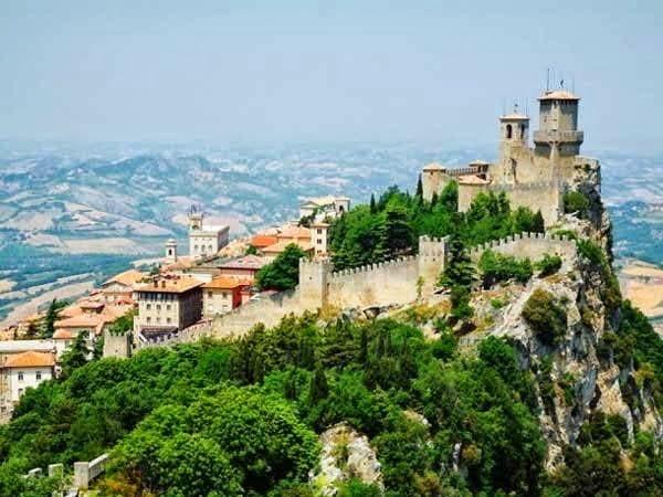 San Marino Information & History in Hindi