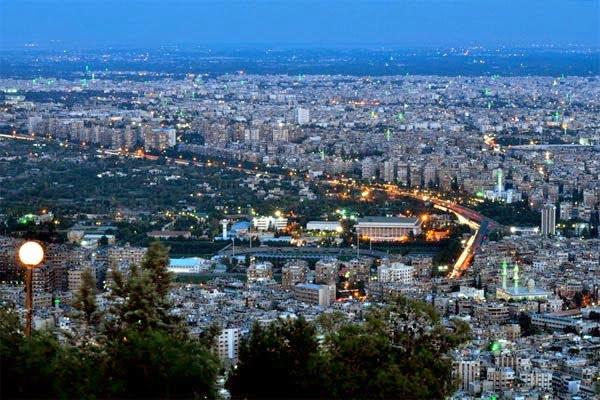 Damascus, Syria History in Hindi
