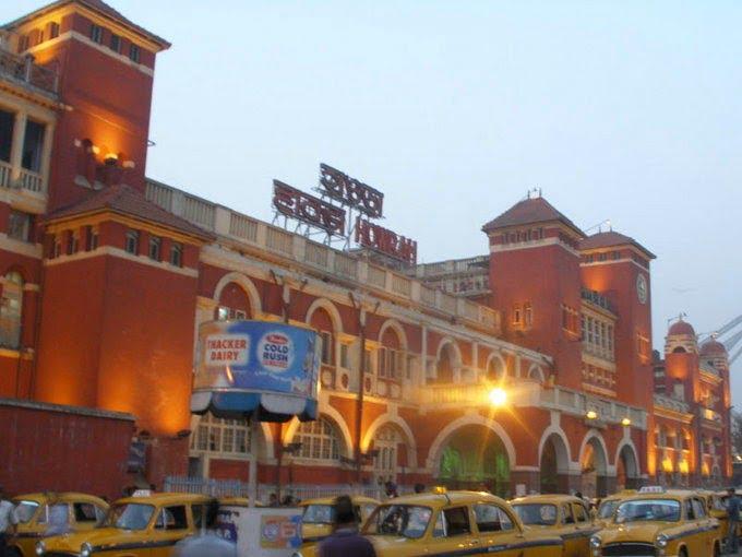 Howrah Railway station Information, Story & History in Hindi