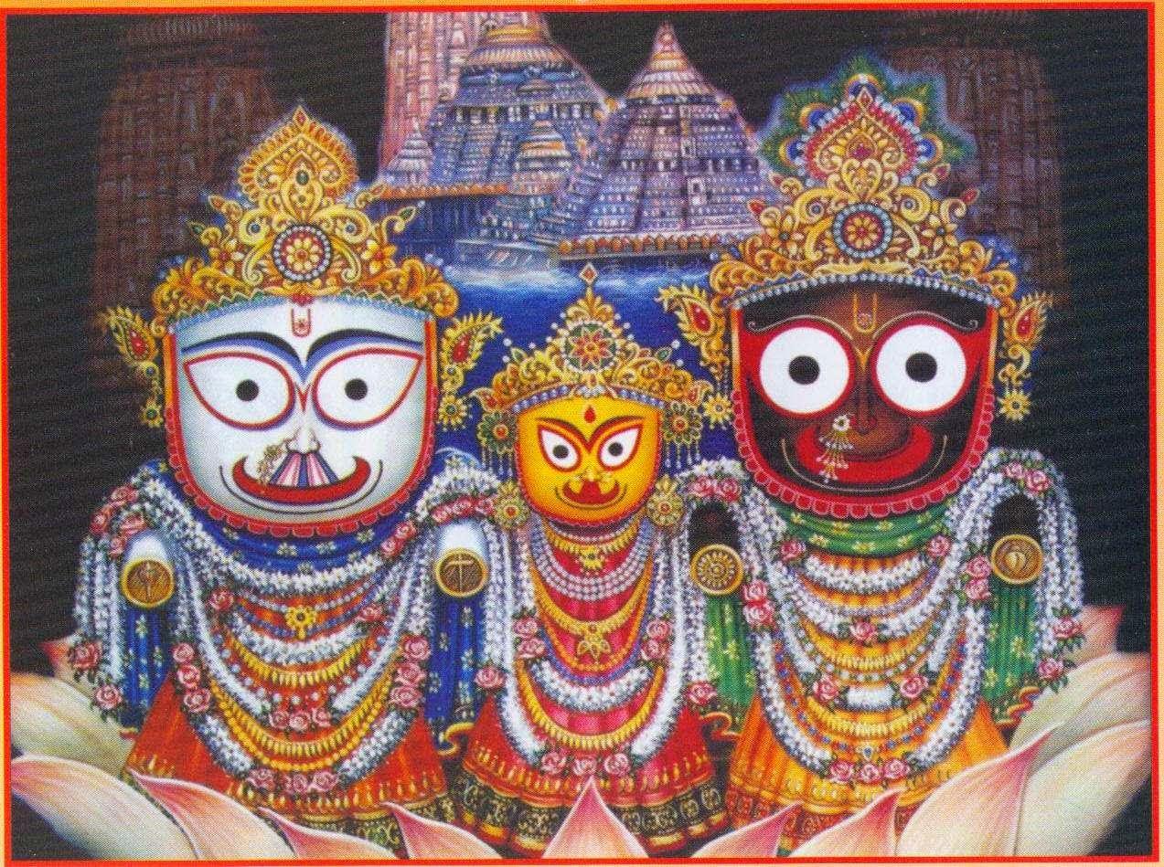 Hindi Story of Lord Jagannath and Bhagwan Shri Krishna, Kahnai, Katha,