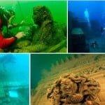 पानी में दफ़न दुनिया के 6 प्राचीन शहर (6 Lost Underwater Cities)
