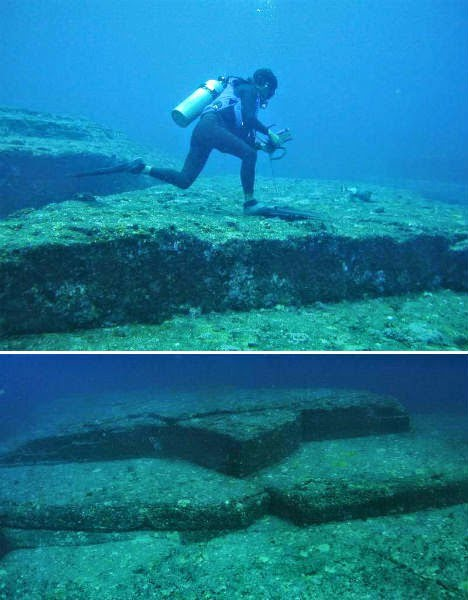 The Pyramids of Yonaguni-Jima, Japan Story & History in Hindi