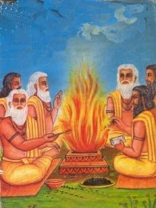 Why do havan (agnihotra or homa) in Hindu dharma in Hindi
