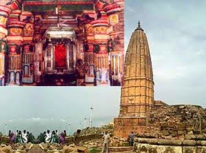 Jeen Mata Temple and Harsh dev temple, Sikar Rajasthan