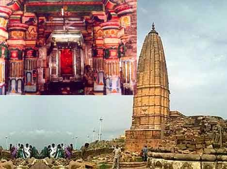 Jeen Mata Temple and Harsh dev temple, Sikar Rajasthan