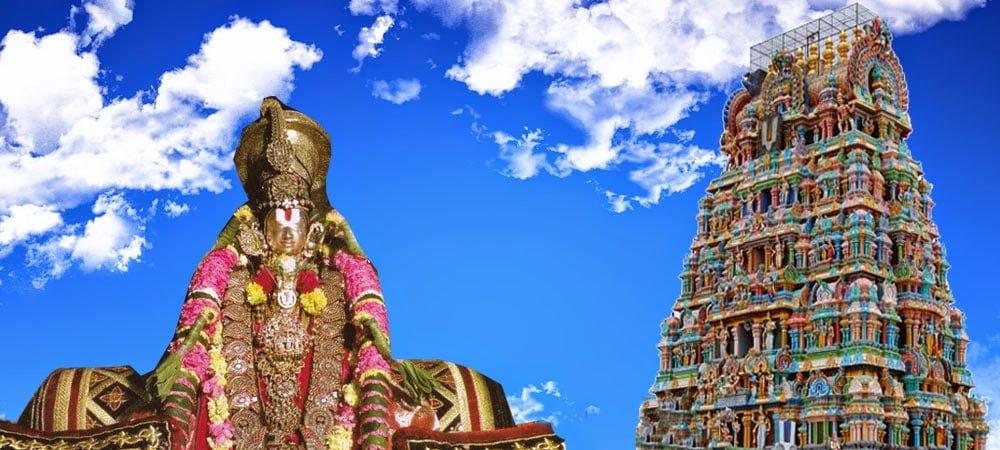 AdiKesava Perumal Temple Sriperumbudur History in Hindi