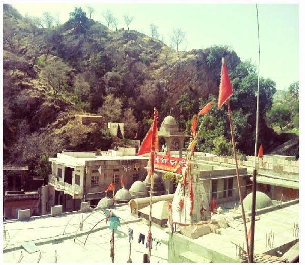 Jeen Mata Temple Sikar Rajasthan