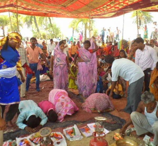 Ghost Fair of Bhagwati Devi Dham kahani