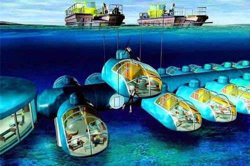 The Poseidon Underwater Resort, Fiji History & Information in Hindi
