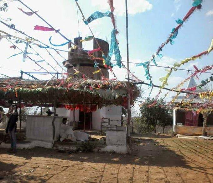 Jiji bai temple history