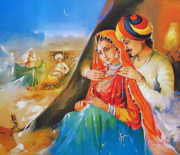 Kehar Kanwal love story in Hindi
