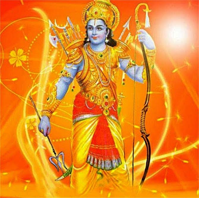 Lord Rama death story in Hindi