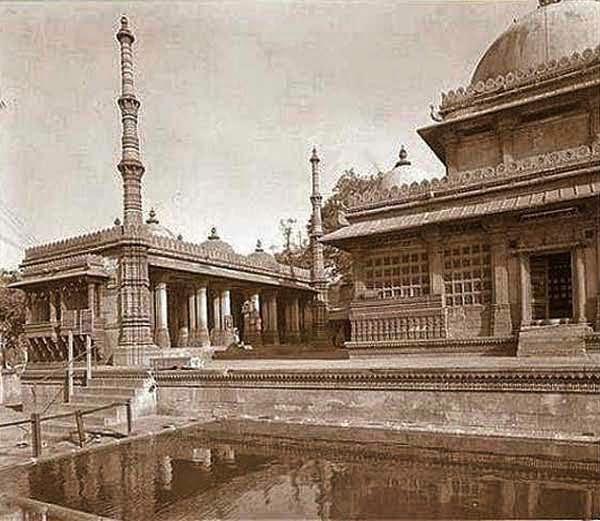 Sidi Bashir Mosque Story & History in Hindi