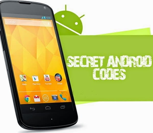 30 Secret Codes For Android Smartphones in Hindi