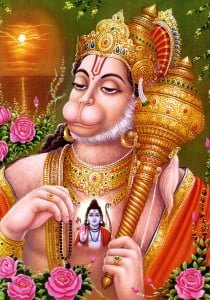 These 6 works can do only Lord Hanuman