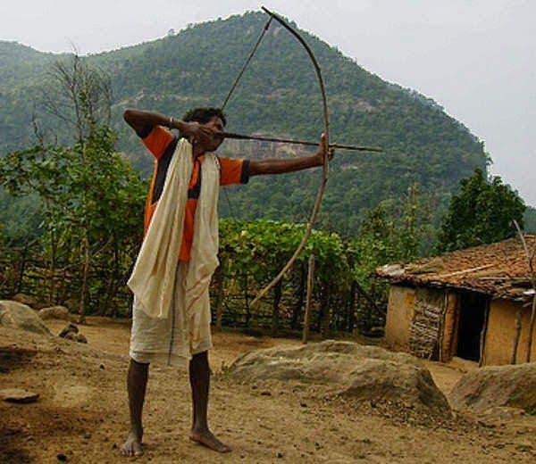 Birhor Tribe story in Hindi