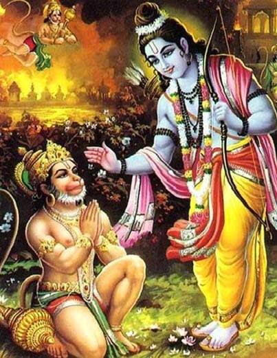 Benefits of Worship of Sevak Hanuman in Hindi
