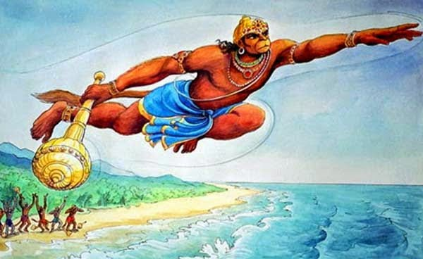 Benefits of Worship of Veer Hanuman in Hindi
