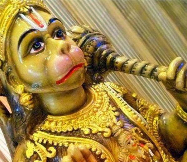 Benefits of Worship of Dakshin mukhi Hanuman in Hindi