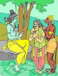 hanuman and vibhishana