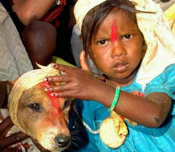 weird Indian Superstition in Hindi