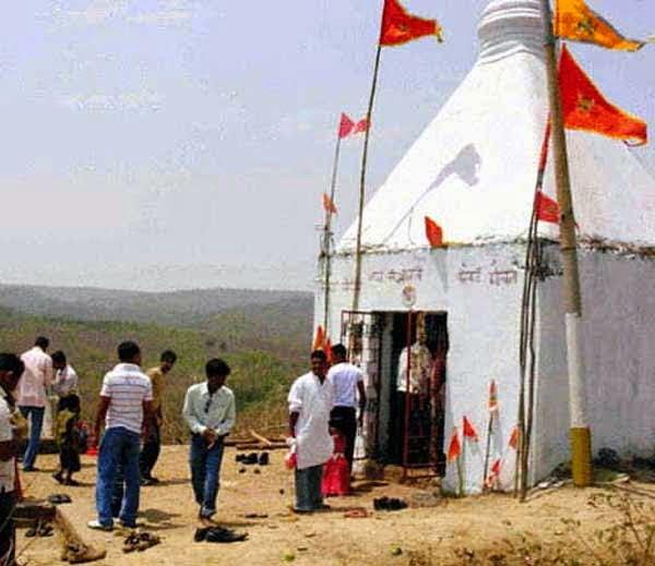 Anjan Dham , Gumla, Jharkhand, History in Hindi