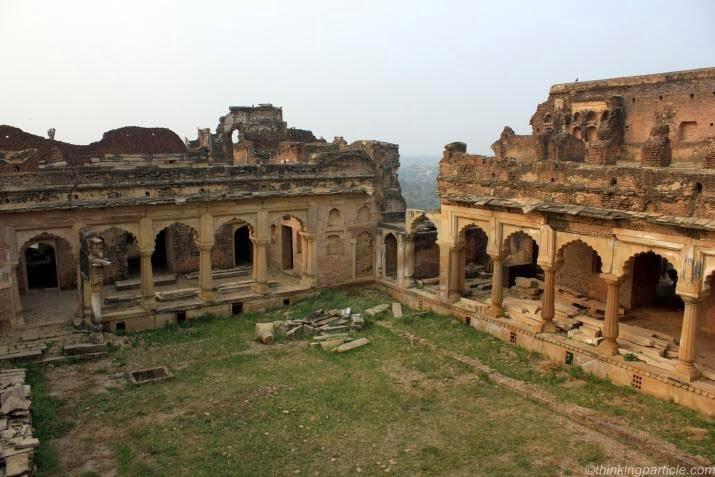 Ater fort Bhind Madhya Pradesh Information in Hindi