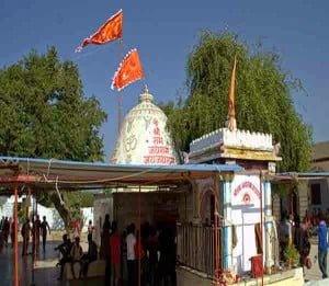 Hanuman Makardhwaj Temple Bet Dwarka Gujarat
