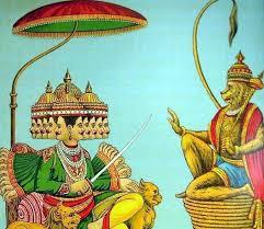 Ravan-Angad Samwad in Hindi, Kahani, Katha