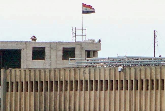 Tadmor Military Prison, Syria