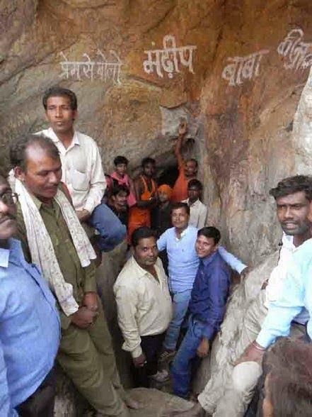 Mandheep baba Shivling story in Hindi