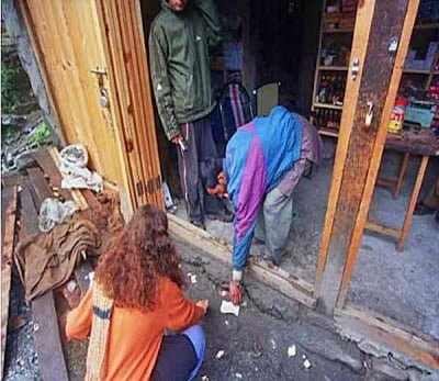 Mysterious Indian Village Malana Himachal Pradesh