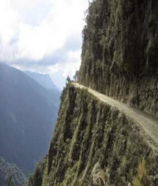 Death Road of Bolivia Most dangerous road in the world History in Hindi