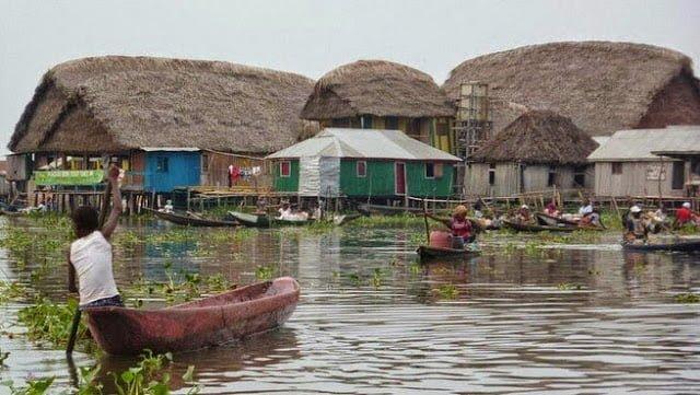 Ganvie Lake Village Africa