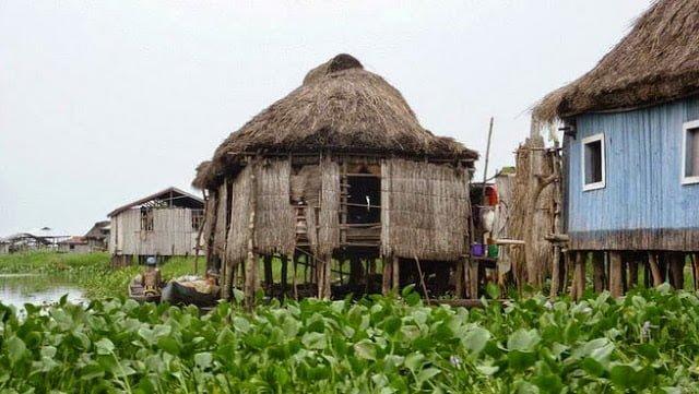 Ganvie Lake Village Africa History