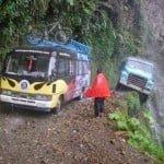 डेथ रोड ऑफ़ बोलीविया- यह है दुनिया की सबसे खतरनाक सड़क, हलक में अटकी रहती है सांस