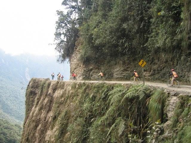 Death Road of Bolivia