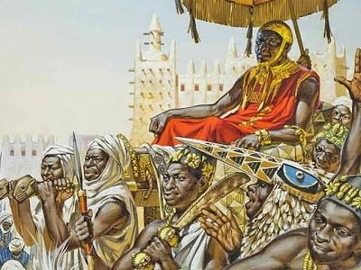 King Mansa Musa History in Hindi