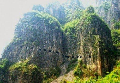Guoliang Tunnel of China