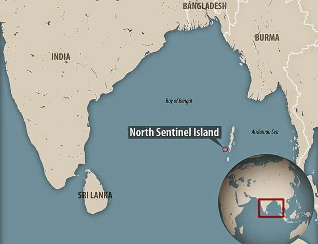 North Sentinel Island Kahani in Hindi