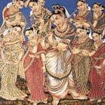 जानिए श्री कृष्ण की 8 पत्नियों और 80 पुत्रों के बारे में