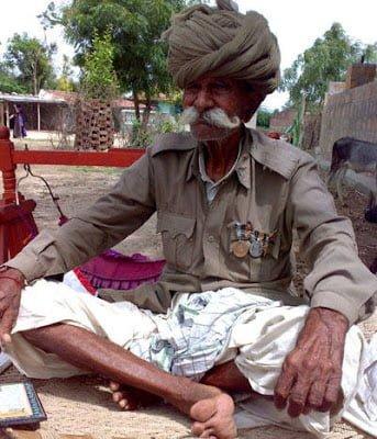 Ranchoddas Rabari 'Paggi' Story in Hindi