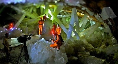 Cave of the crystals, Mexico - One of the hottest place on earth
