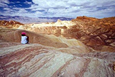 Death valley,  America