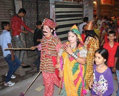 Dhinga gavar festival story in Hindi