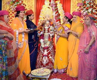 Dhinga gavar festival Information in Hindi